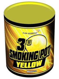 Купить Цветной дым жёлтый 60 сек (MA0510) в Рязани