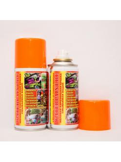 Меловая смываемая краска waterpaint оранжевого цвета в Рязани