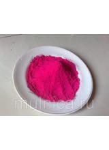 "Краска ""Холи"", 100 г, цвет розовый"