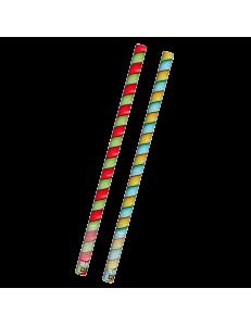 Римская свеча леденцы 1 дюйм (25мм.)калибр 8 залпов