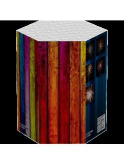 """Салют ЗАБОРИСТЫЙ 1,1"""" дюйма (28 мм.) калибр 19 залпов в Рязани по низким ценам"""