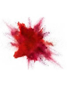 """Краска """"Холи"""", 100 г, цвет алый"""