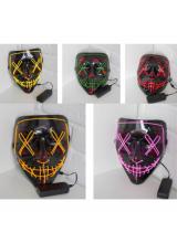 Неоновые маски (в ассортименте)