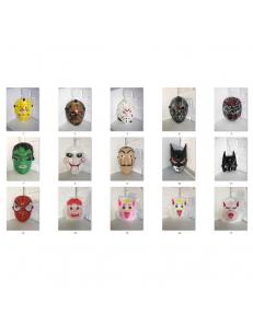Сценические пластиковые маски (в ассортименте)