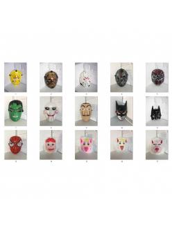 Сценические пластиковые маски в Рязани по низким ценам