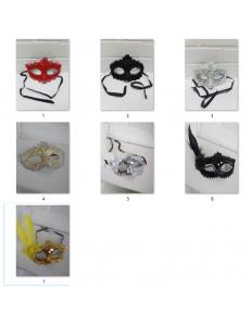 Сценические текстильные маски (в ассортименте)