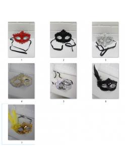 Сценические текстильные маски в Рязани по низким ценам