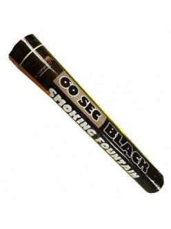 Купить Цветной дым чёрный 60 сек (MA0512) в Рязани