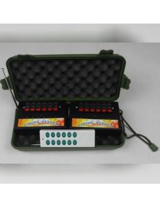Пусковое оборудование радиопульт на 12 подключений 12 каналов