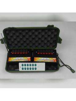 Пусковое оборудование радиопульт на 12 подключений 12 стаканов в Рязани по низким ценам