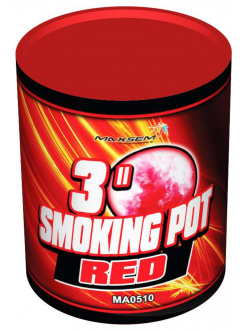 Купить Цветной дым красный 60 сек (MA0510) в Рязани