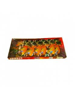 Летающий фейерверк БЭТМЕН (бабочки мини) упаковка 12 штук!  в Рязани по низким ценам