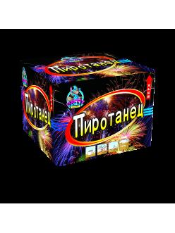 """Салют ПИРОТАНЕЦ 0,8"""" дюйма (20 мм.) калибр 100 залпов в Рязани по низким ценам"""
