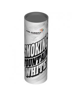 Цветной дым в Рязани (Белый)
