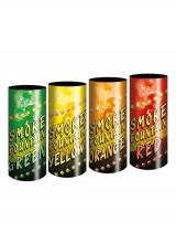 Цветной дым - комплект из 4 штук (Польша, 30 секунд)