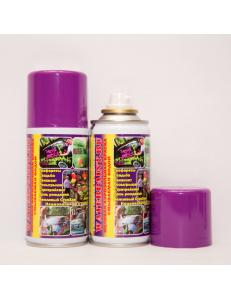 Меловая смываемая краска waterpaint фиолетового цвета