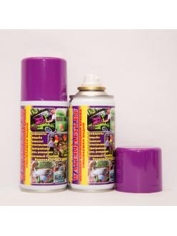 Меловая смываемая краска waterpaint фиолетового цвета в Рязани