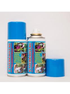 Меловая смываемая краска waterpaint синего цвета в Рязани