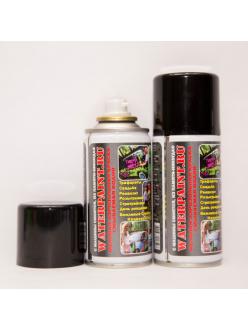 Меловая смываемая краска waterpaint черного цвета в Рязани