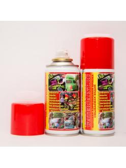 Меловая смываемая краска waterpaint красного цвета в Рязани