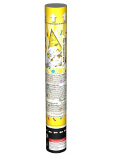 Пневмохлопушка Maxsem CM033 конфетти прямоугольники