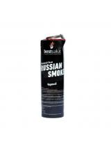 Цветной дым Russian Smoke черный (С Чекой) время дымления 30 сек.