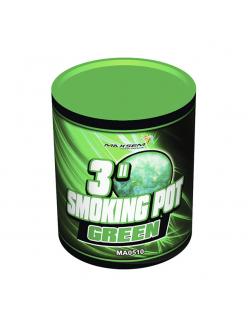Купить Цветной дым зелёный 60 сек (MA0510) в Рязани